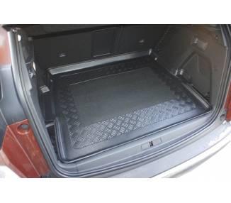 Kofferraumteppich für Peugeot 3008 II ab 2016 Limousine 5 Türen