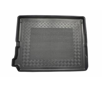 Boot mat for pour Peugeot 5008 II à partir de 2017 monospace 5 portes 7 places