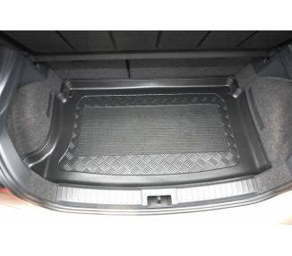 Boot mat for pour Seat Ibiza (6F) à partir de 2017 berline 5 portes Modèle avec surface de chargement variable