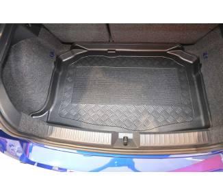 Boot mat for pour Seat Ibiza (6F) à partir de 2017 berline 5 portes Coffre bas Modèle sans surface de chargement vari