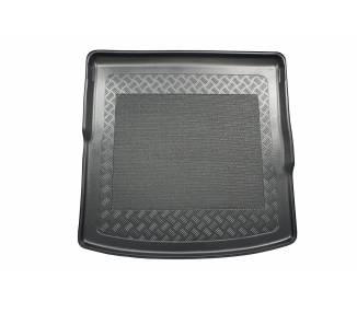 Boot mat for pour Seat Kodiaq à partir de 2017 SUV 5 portes 5 places Modèle sans surface de chargement réglable en po