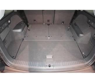 Boot mat for pour Seat Kodiaq à partir de 2017 SUV 5 portes 7 places