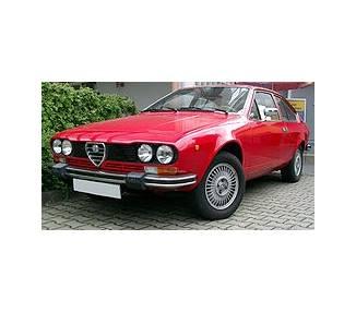 Moquette de sol pour Alfa Alfetta GT 1600 GTV 2000 de 1972-1984