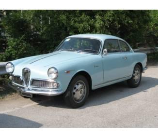 Complete interior carpet kit for Alfa Romeo Giulietta Sprint & Giulia Sprint Type 101 1959-1962 (only LHD)