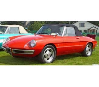 Moquette de sol pour Alfa Spider Duetto Serie 1 de 1966-1969