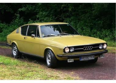 Audi 100 Coupé S 1968-1976