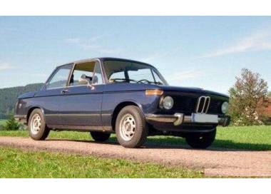 BMW 1502 - 1602 - 1802 - 2002 ti and tii 1966-1977 (only LHD)