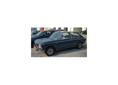 BMW 1600 - 1800 - 2000 - 2002 ti and tii touring with trunk (only LHD)