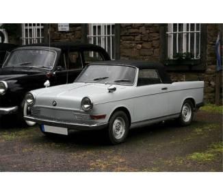 Moquette de sol pour BMW 700 Cabrio 1961-1964