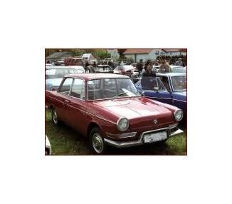 Moquette de sol pour BMW 700 LS Coupe 1959-1965
