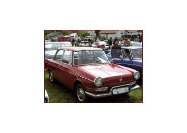 BMW 700 LS Coupe from 1959-1965 (only LHD)