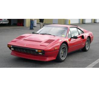 Complete interior carpet kit for Ferrari 308 GTB from 1975-1985 (only LHD)