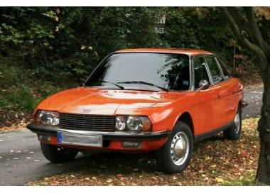 NSU RO 80 since 06/1973- (only LHD)