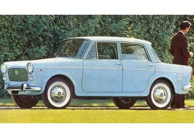 Fiat 1100 D from 1966-1969 (only LHD)