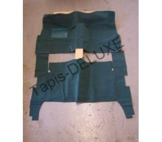 Complete interior carpet kit for Ford Mustang from 1964-1968 (only LHD)