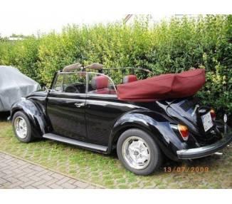 Complete interior carpet kit for VW Käfer 1302 cabriolet (only LHD)