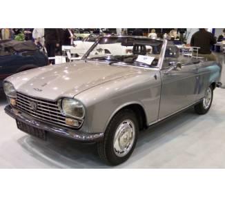 Moquette de sol pour Peugeot 204 Cabrio 1966-1970