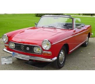 Moquette de sol pour Peugeot 404 Coupe/Cabrio 1960-1975