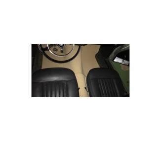 Komplettausstattung für Peugeot 404 Coupe/Cabrio 1960-1975