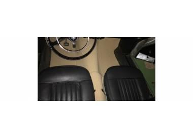 Peugeot 404 Coupe/Cabrio 1960-1975