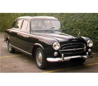 Moquette de sol pour Peugeot 403 Limousine 1955-1967