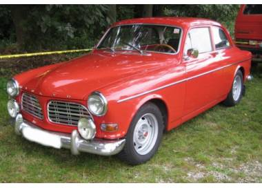 Volvo Amazon P121 from 1956-1970 (only LHD)
