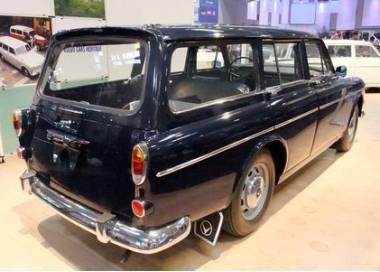 Volvo Amazone P221 break 1962-1969