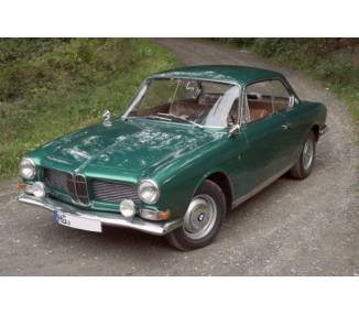 Moquette de sol pour BMW 3200 CS Bertone 1962-1965