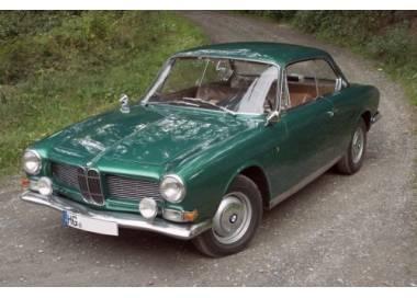 BMW 3200 CS Bertone 1962-1965 (only LHD)