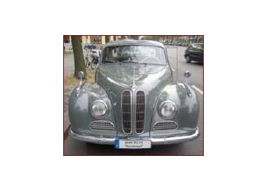 BMW 501/502 V8 from 1954-1964 (only LHD)