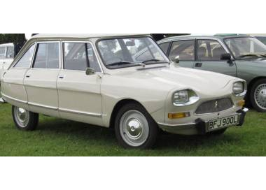Citroën AMI 8 1969-1978 (only LHD)