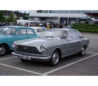 Trunk carpet for Fiat 2300 coupé S 1961–1968 (only LHD)
