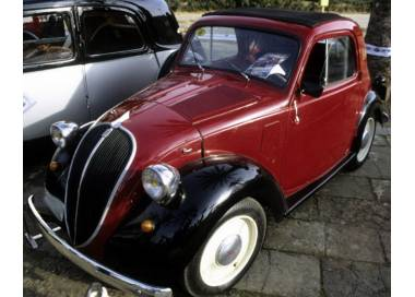 Fiat Topolino B from 1948-1949 (only LHD)