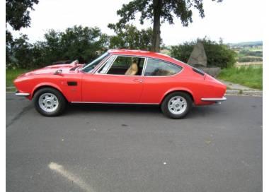 Fiat Dino 2400 Coupé 1969-1972