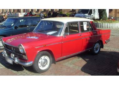 Fiat 1500L / 1800 / 2100 / 2300 from 1959-1968 (only LHD)