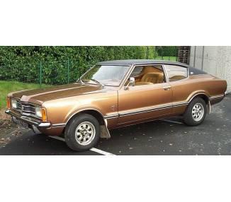 Moquette de sol pour Ford Taunus TC 1970-1976