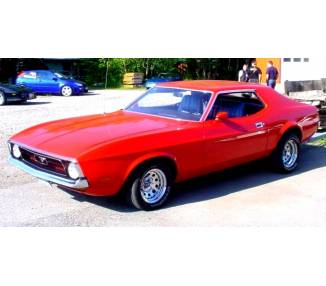 Moquette de sol pour Ford Mustang 1971-1973