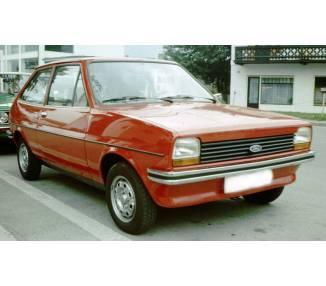 Moquette de sol pour Ford Fiesta MK1 et MK2 1976-1989