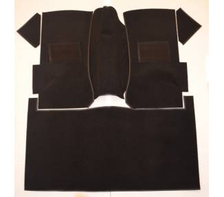 Complete interior carpet kit for Ford Escort 2 from 1974-1980 (only LHD)