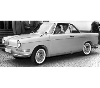 Complete interior carpet kit for BMW 700 Coupé from 1959-1964