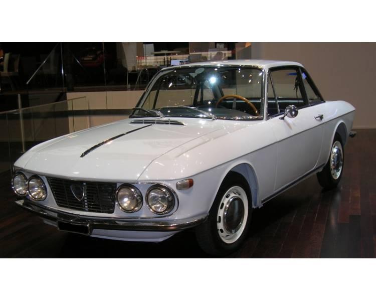 Moquette de sol pour Lancia Fulvia Coupé Serie 1 1963-1969