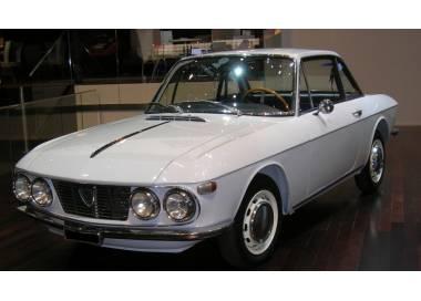 Lancia Fulvia Coupé Serie 1 1963-1969 Tapis de coffre