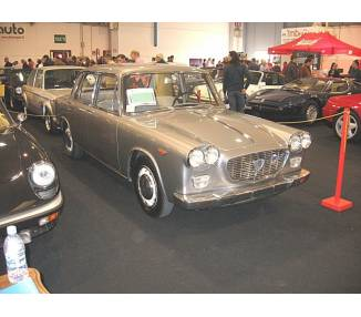 Complete interior carpet kit for Lancia Flavia limousine series 1 from 1960-1967 (only LHD)