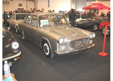 Lancia Flavia limousine series 1 from 1960-1967 (only LHD)