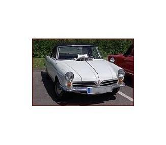 Moquette de coffre pour NSU Wankel Spider 1964-1967