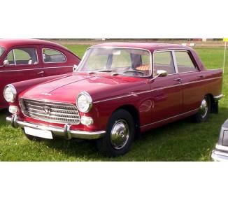 Moquette de sol pour Peugeot 404 Limousine 1960-1975