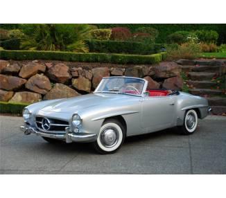 Moquette de sol pour Mercedes-Benz 190 SL W121 cabrio 1956–1962