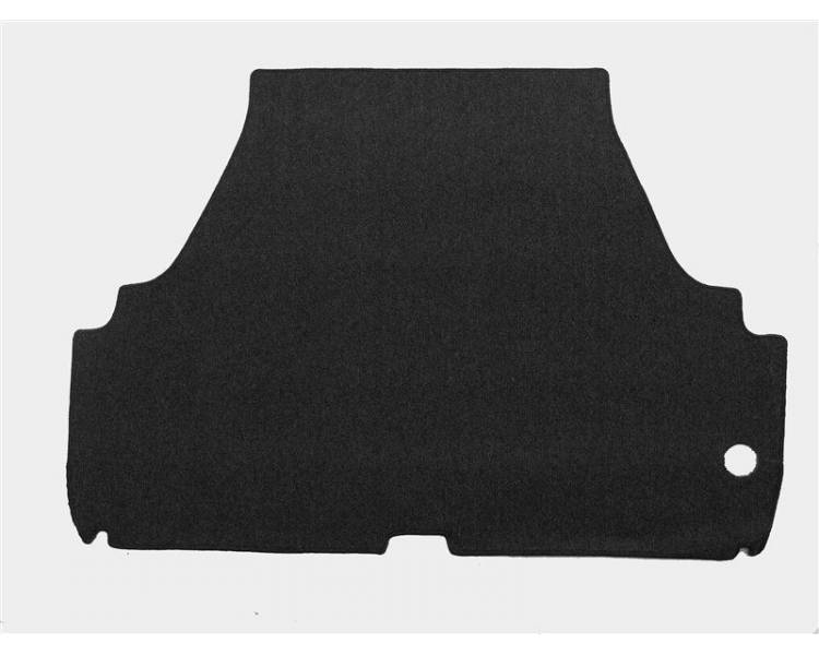 Trunk carpet for BMW 1500 - 1600 - 1800 - 2000 type E1 from 1962-1972 (only LHD)