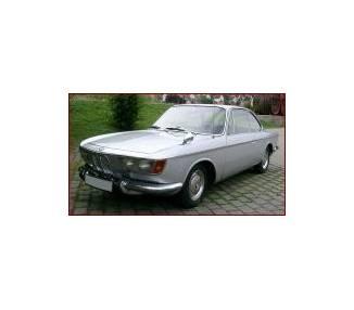 Moquette de coffre pour BMW 2000 Coupé + CS 1966-1972