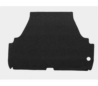 Trunk carpet for BMW 2000 Coupé and CS from 1966-1972 (only LHD)